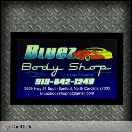 Painter Provider Bluez Body Shop's Profile Picture