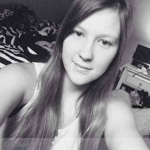 Canadian Nanny Provider Hailey Leblanc's Profile Picture