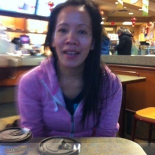 Canadian Nanny Provider Evelyn Villosillo's Profile Picture