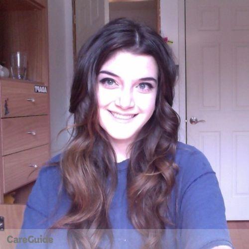 Canadian Nanny Provider Megan Gomes's Profile Picture