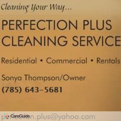 Housekeeper Provider Sonya Thompson's Profile Picture
