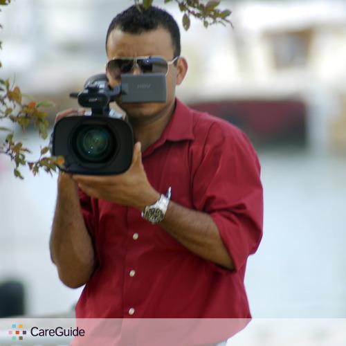 Videographer Provider Alberto Hernando's Profile Picture