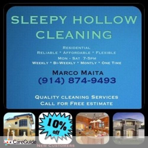 Housekeeper Provider Marco Maita's Profile Picture
