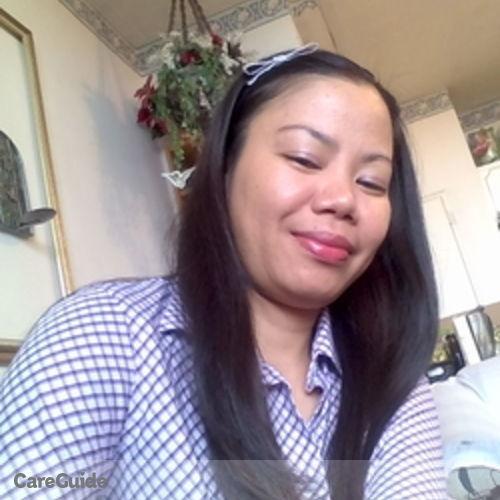 Canadian Nanny Provider Rowena Martin's Profile Picture