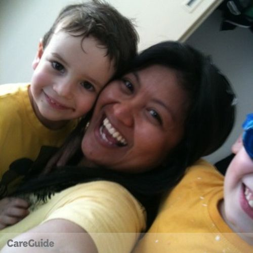 Experienced WEEKEND/WEEKNIGHT Nanny available!