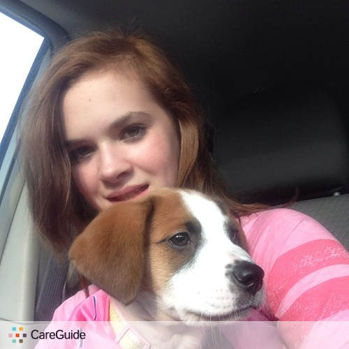 Pet Care Provider Sydney McCollum's Profile Picture
