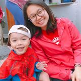 Dedicated In Home Child Care Provider in Calgary Major: Child and Family Studies speak English and Mandarin