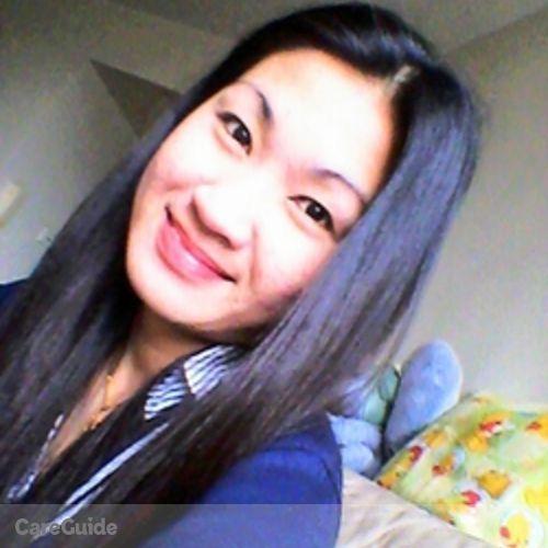 Canadian Nanny Provider Cinderella Roldan's Profile Picture