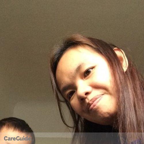 Canadian Nanny Provider Freda Aguilar's Profile Picture