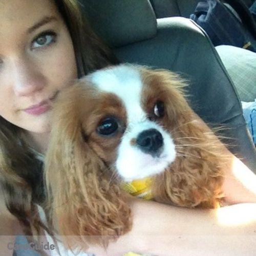 Pet Care Provider Kristin C's Profile Picture