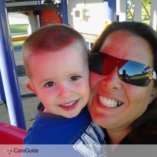 Child Care Provider Ashley Meaney's Profile Picture