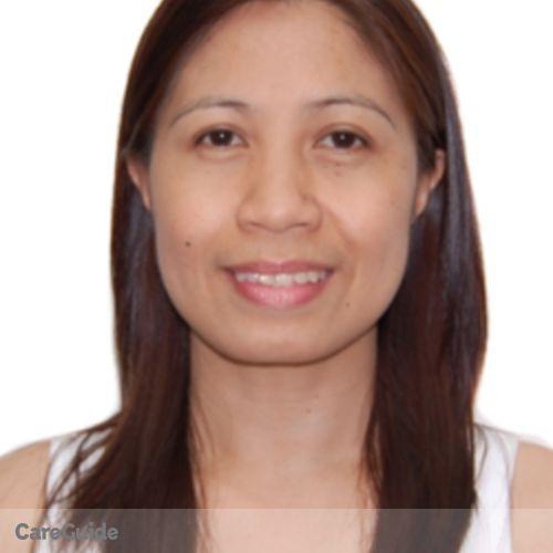 Canadian Nanny Provider Djelynda Valdez's Profile Picture