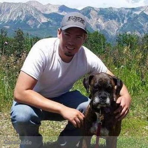 Pet Care Provider Seth Ardrey's Profile Picture