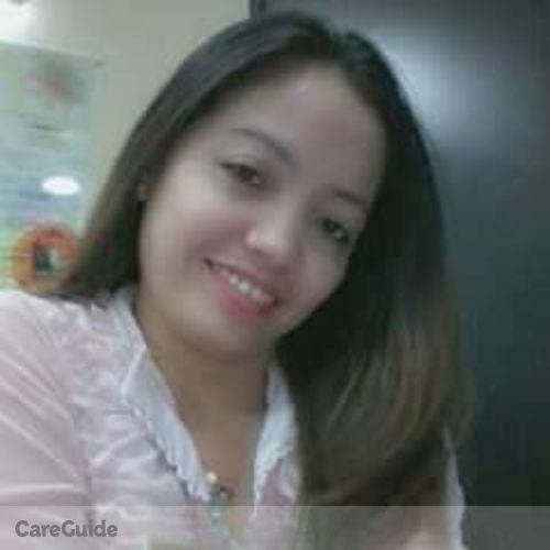 Canadian Nanny Provider Abigail Adaza's Profile Picture
