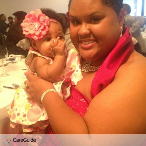 Child Care Provider Jasmine Hudson's Profile Picture