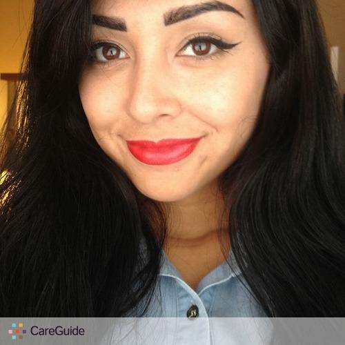 Child Care Provider Andrina Morales's Profile Picture
