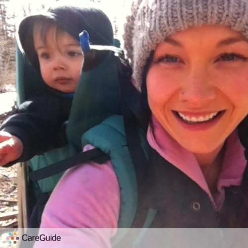 Child Care Job Sara B's Profile Picture