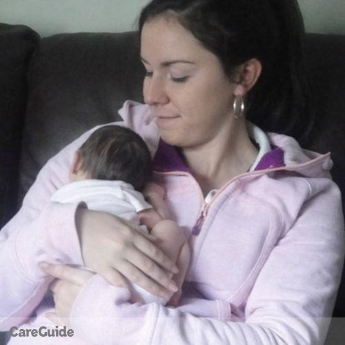 Canadian Nanny Provider Jill Rankin's Profile Picture