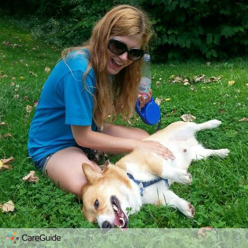 Pet Care Provider Sarah Hammond's Profile Picture