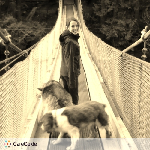 Pet Care Provider Emma Spence's Profile Picture