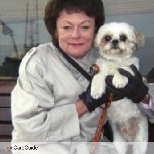 Pet Care Provider Trish Montgomery's Profile Picture