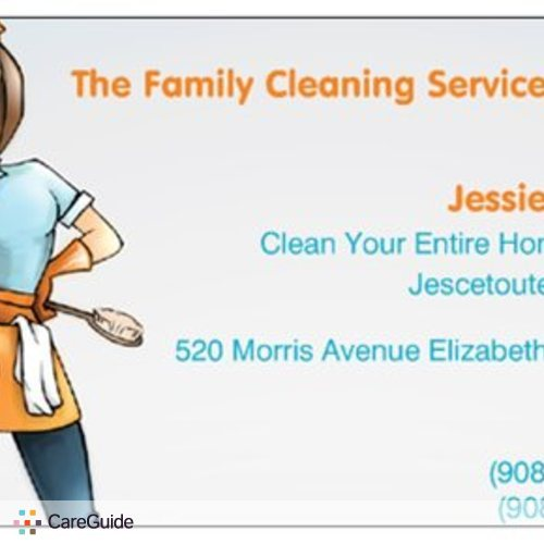 Housekeeper Provider Jessie Cetoute's Profile Picture