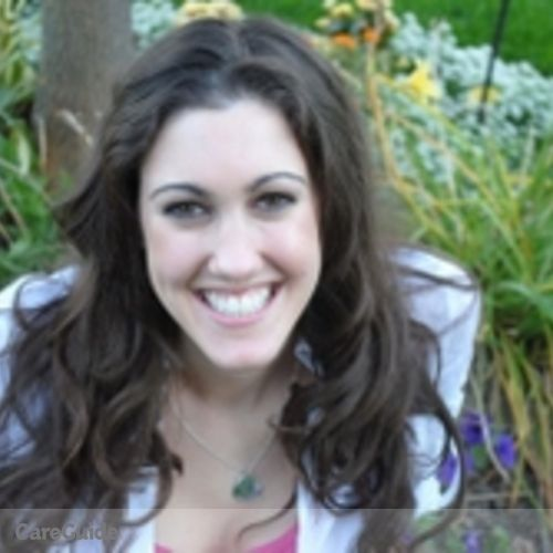 Canadian Nanny Provider Jessica Lawless's Profile Picture