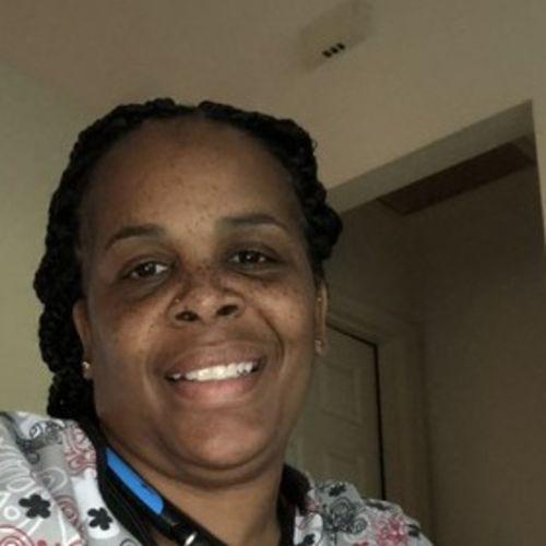 Elder Care Job Stacey B's Profile Picture