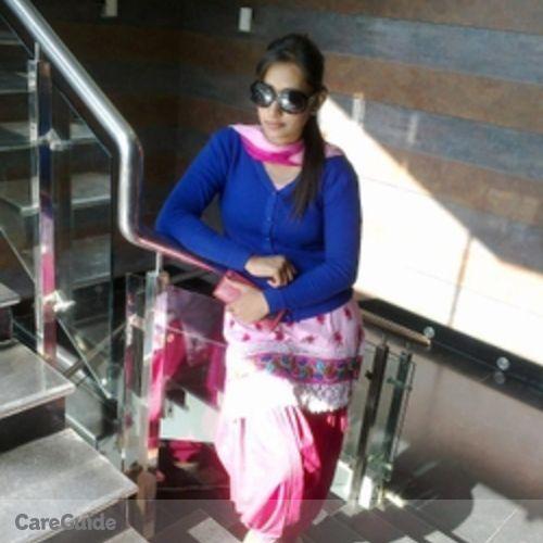 Canadian Nanny Provider Preeti Sahota's Profile Picture