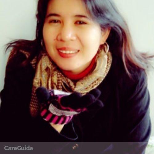 Canadian Nanny Provider Clea Tibayan's Profile Picture