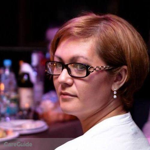 Canadian Nanny Provider Olga Malevich's Profile Picture