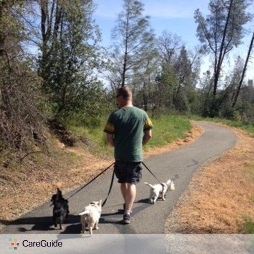 Pet Care Provider Eddie Tompkins's Profile Picture