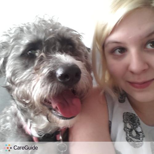 Pet Care Provider Danielle F's Profile Picture