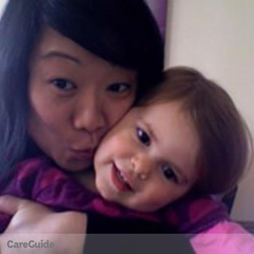 Canadian Nanny Provider Carly Oishi's Profile Picture