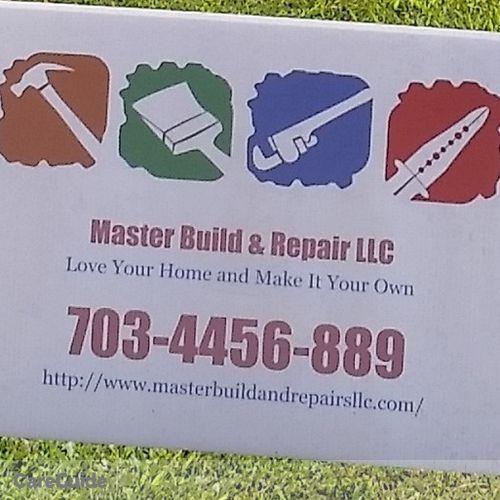 Handyman Provider Master B's Profile Picture