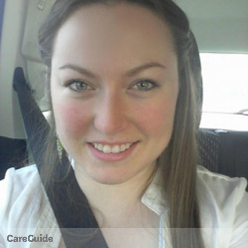 Canadian Nanny Provider Samantha Price-Rodrigues's Profile Picture