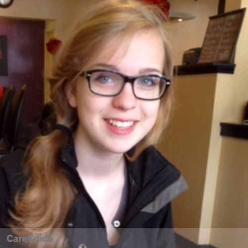 Canadian Nanny Provider Lilith R's Profile Picture