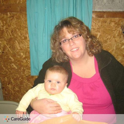 Child Care Provider Andrea E's Profile Picture