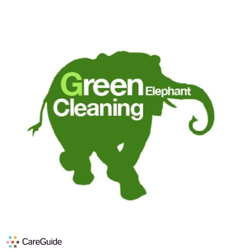 Housekeeper Provider Green Elephant Cleaning's Profile Picture
