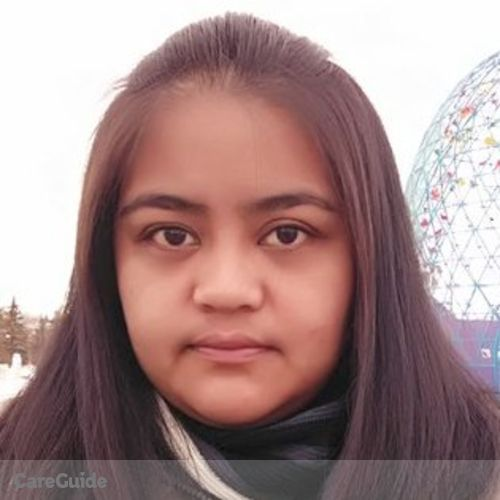 Canadian Nanny Provider Staphanie M's Profile Picture