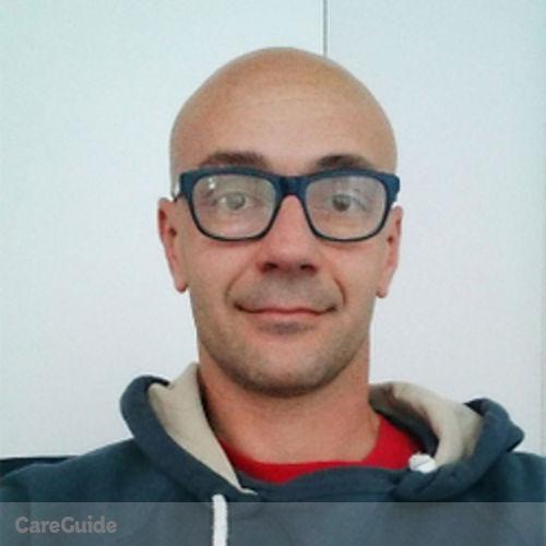 Canadian Nanny Provider Luigi T's Profile Picture