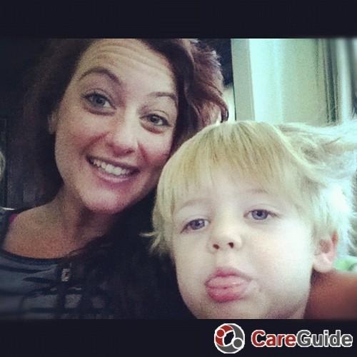 Child Care Job Ashley DeRaffele's Profile Picture