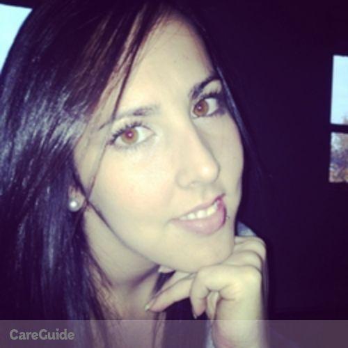 Canadian Nanny Provider Maria Pineda's Profile Picture