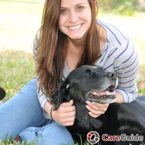 Pet Care Provider Jessie Kubiak's Profile Picture