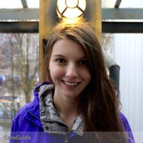 Child Care Provider Meghan F's Profile Picture