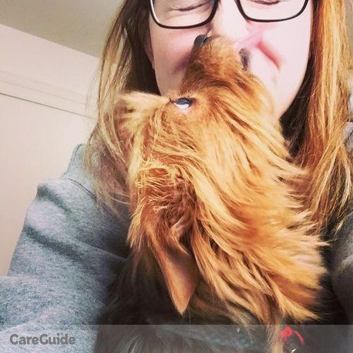 Pet Care Provider Jessica E's Profile Picture