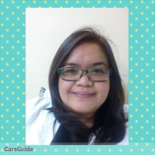 Canadian Nanny Provider Elsa Sto. Domingo's Profile Picture