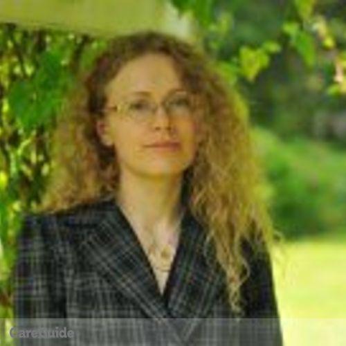 Canadian Nanny Provider Yana's Profile Picture