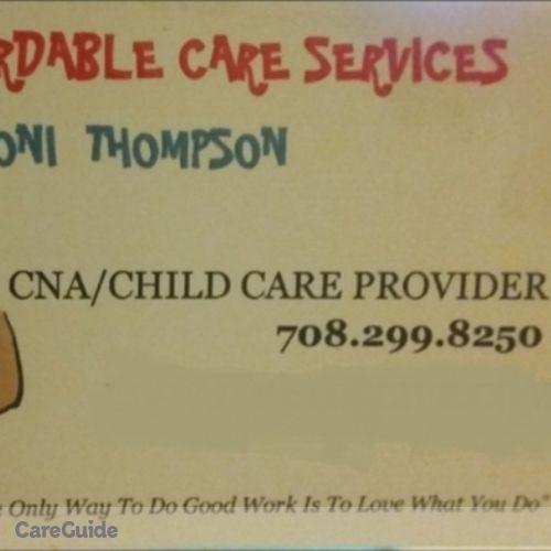 Child Care Provider Ms Toni's Profile Picture