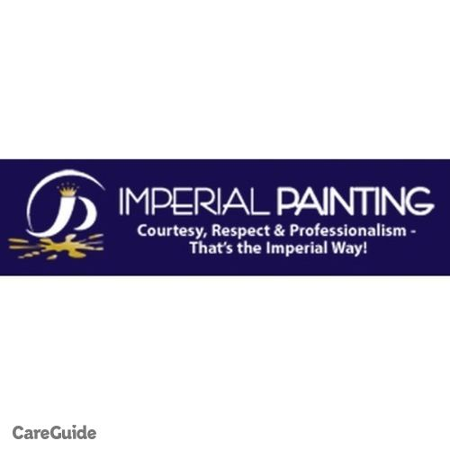 Painter Provider Imperial Painting Inc's Profile Picture